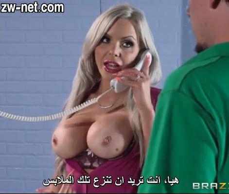 سكس خيانه مترجم زوجة أبي تطمع فيا وتركب زبري في السجن