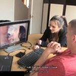 البنت تشاهد افلام سكس مع والدها ويسخن عليها محارم مترجم