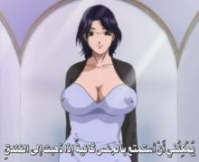 شهوة الزوجة العاهرة وصديق زوجها سكس انمي مترجم